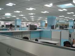 fully furnished office space in India