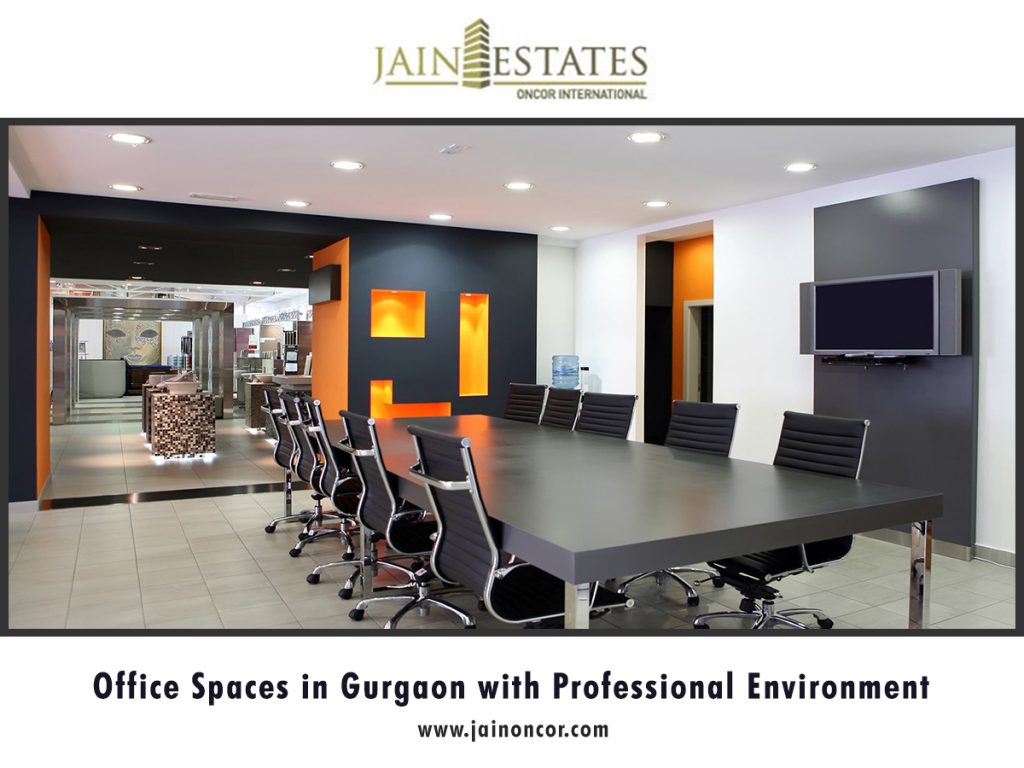 Benefits Of A Commercial Space In Gurgaon Noida