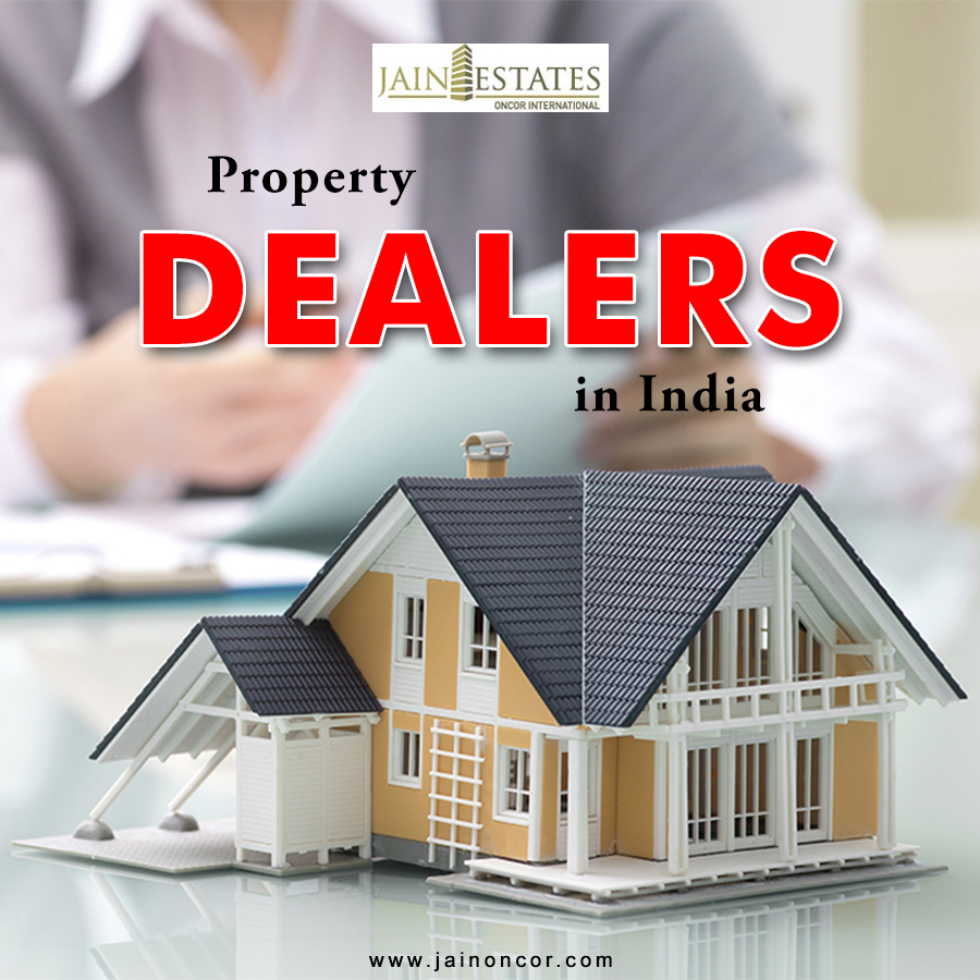 Property Dealer in India