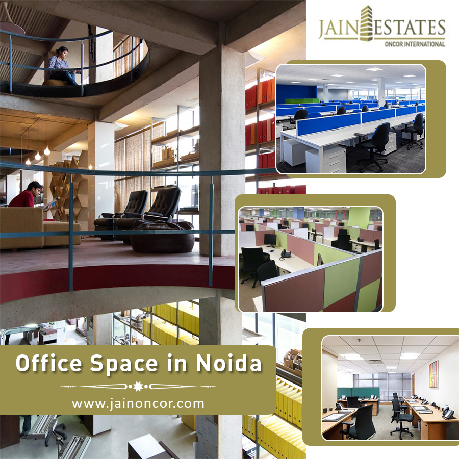 IT Office Space in Noida