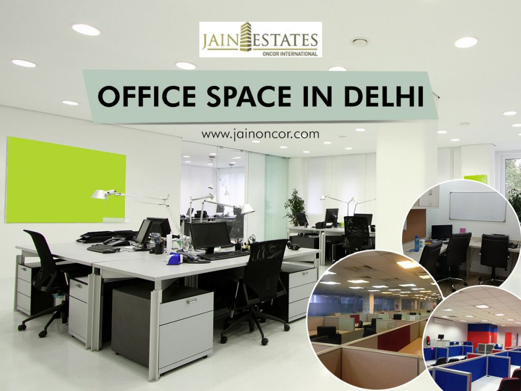 Office Space In Delhi