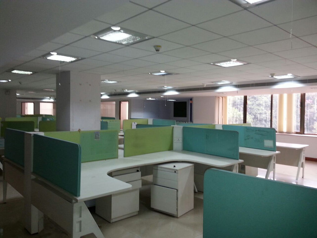 office space in saket
