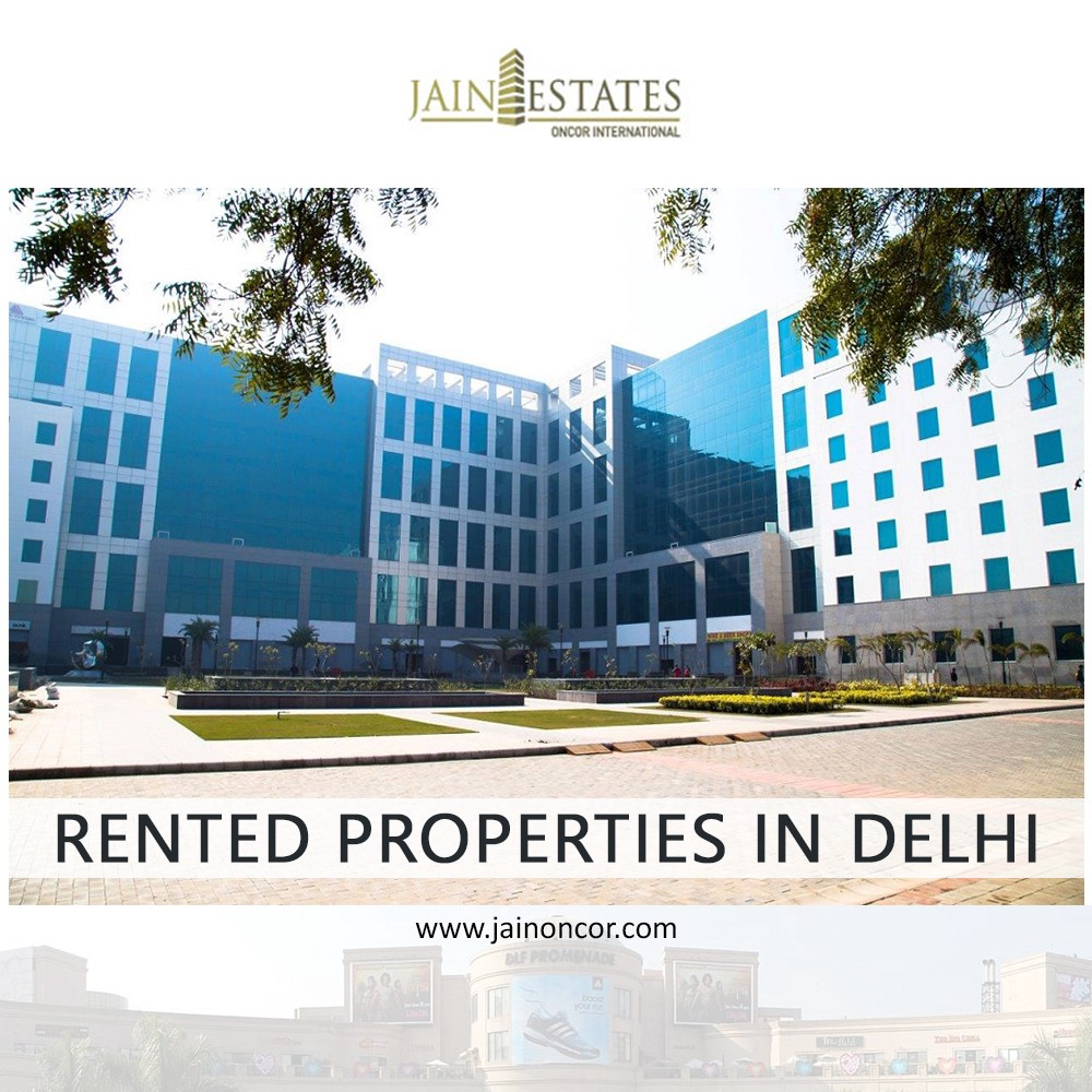 rented property in Delhi