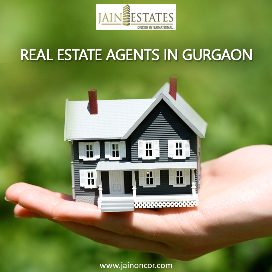 real estate agents in Gurgaon
