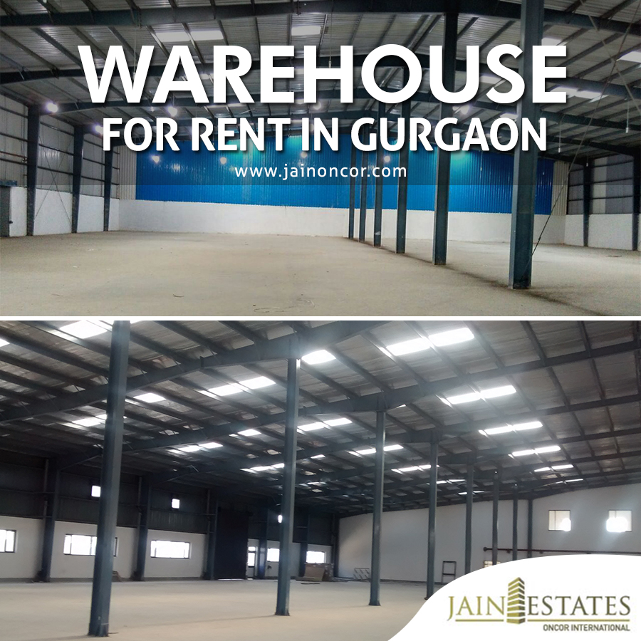 Warehouse for rent in Delhi